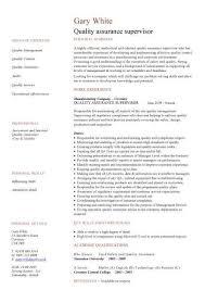 Qa Qc Inspector Resume Sample Qa Qc Engineer Resume Sle 28 Images Quality Resume In
