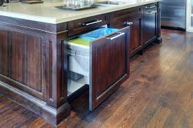 kitchen island trash bin kitchen island with garbage bin kitchen island with trash can