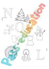 Coloriages de Noël  Arts plastiques  Cp  Ce1  Vie de la classe