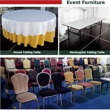 round folding tables for sale folding round party banquet tables wholesale manufacturer from