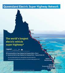 used lexus qld queensland u0027electric super highway u0027 coming and it u0027ll be free