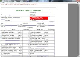 Free Bank Statement Template Excel Free Church Financial Statement Template