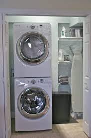 laundry room trendy laundry room ideas stacked washer dryer