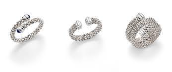 italian jewellery designers silver fope dodson s jewelers