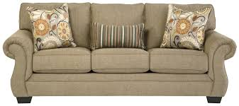 Transitional Sofas Furniture Transitional Sofa With Coil Seating By Benchcraft Wolf And