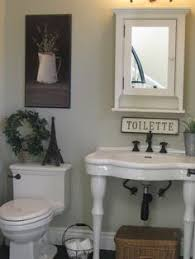 Small Country Bathrooms by Country Half Bath Ideas Google Search Small Country Bath Ideas