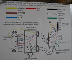 hampton bay ventilation fan wiring dining room pinterest