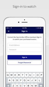Sky Sports Live Desk Sky Sports Box Office On The App Store