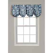 inverted box pleat cove end valance revibe designs