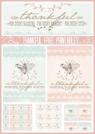 12 free thanksgiving printables 36th avenue