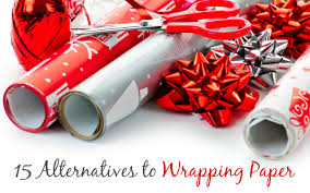 commercial wrapping paper 15 wrapping paper alternatives