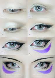 anime eyes makeup tutorial for mugeek vidalondon