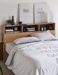 chambre à coucher fly conforama tete de lit rangement cm meuble vente couche bois chambre