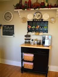 kitchen coffee bar ideas coffee bar ideas for kitchen lovely fascinating coffee bar kitchen