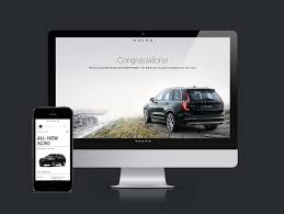 volvo website volvo all new xc90 virtual launch neale payling