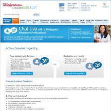 Walgreen Pharmacy Tech Live Chat With A Walgreens Pharmacist Your Expert For General