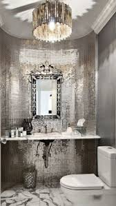 Luxury Silver Bathroom Luxurydotcom My Top Pins - Silver bathroom