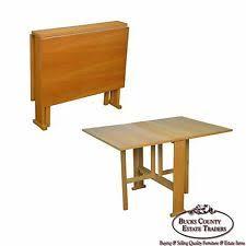 Narrow Drop Leaf Table Drop Leaf Dining Table Ebay