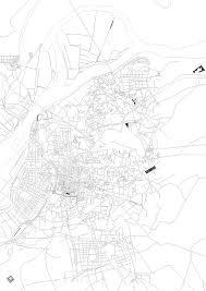 Nanjing China Map by Wish Workshop On International Social Housing
