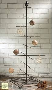 display tree gunmetal finish 32 arm woodburning