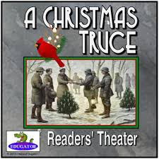 a christmas truce powerpoint reader u0027s theater by happyedugator tpt