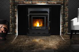 fireplace inserts wood vs gas pellet fireplace inserts wood vs