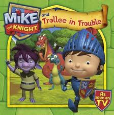 mike knight trollee trouble simon schuster