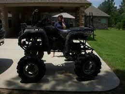 lifted quad interesting i want to ride it country lovin