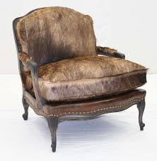 wolf hair bergere chair old hickory tannery furniture free shipping