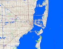 Maps Traffic City Maps Miami