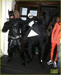 Halloween Batman Costumes Direction U0027s Liam Payne U0026 Tom Daley Halloween Buds Photo