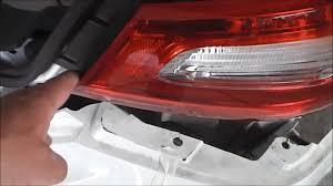 2016 nissan altima youtube 2016 nissan altima tail lamp removal replacement youtube