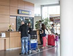 le bureau pau shops and services inside the airport