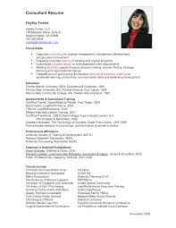 mba consultant cover letter management resume sample others best