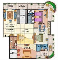7th house floor plan escortsea