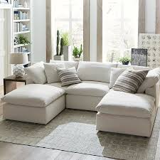 Chaise Lounge Sectional Sofa Sectional With Chaise Living Room Windigoturbines Beige