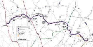Hudson Bergen Light Rail Map Focus On Better Roads Not Building Washington D C U0027s Purple Line