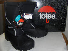 s totes boots size 11 totes boots for ebay
