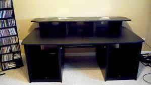 Music Studio Desk Design by Salukitecture Spring Furniture Studio