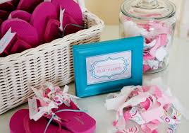 Spa Favors by Spa Birthday Favors Pool Design Ideas