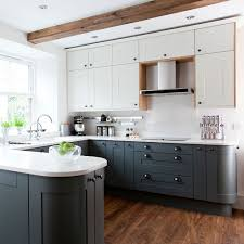 white and gray kitchen ideas grey kitchen ideas that are sophisticated and stylish dm