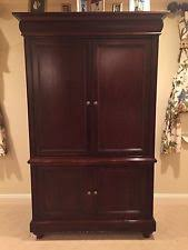 Hooker Tv Armoire Bedroom Entertainment Tv Armoires Stands Ebay