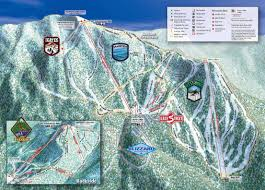 Little Creek Base Map Sierra At Tahoe Skimap Org