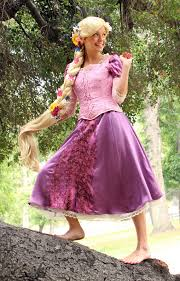 sale rapunzel tangled inspired costume wig a true
