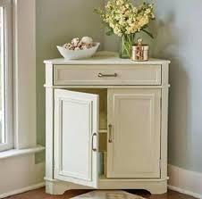 White Corner Cabinet With Doors Bathroom Corner Storage Cabinet White Dresser Furniture