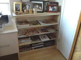 Unfinished Bookshelf Bookcase 9 Steps With Pictures