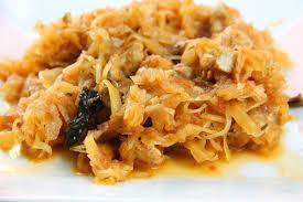 cuisine polonaise traditionnelle le bigos la recette sur ça drache en nord