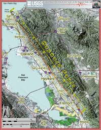 San Francisco Liquefaction Map by Earthquake Faults Around San Francisco Are Dangerously Interconnected