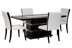 Dining Table Sets Black Square Kitchen Table Enchanting Black Dining Room Furniture