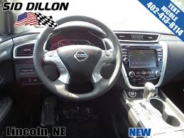 nissan murano bluetooth audio new 2017 nissan murano sl suv in lincoln 4n17926 sid dillon